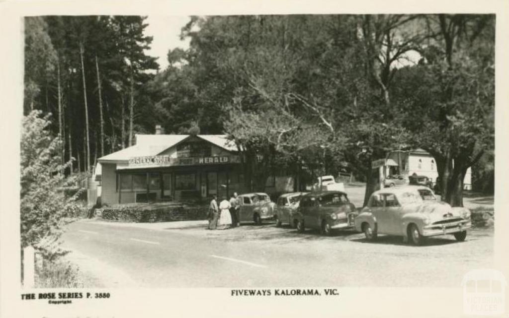 Fiveways Kalorama