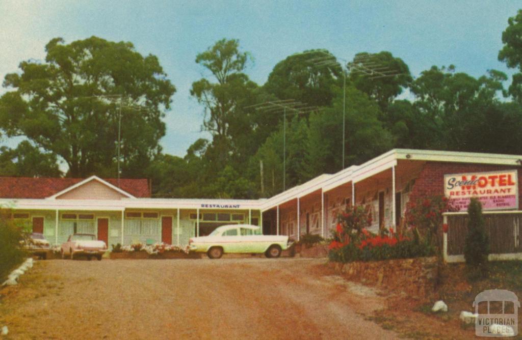 Scenic Motel, 5 Darwin Street, Marysville