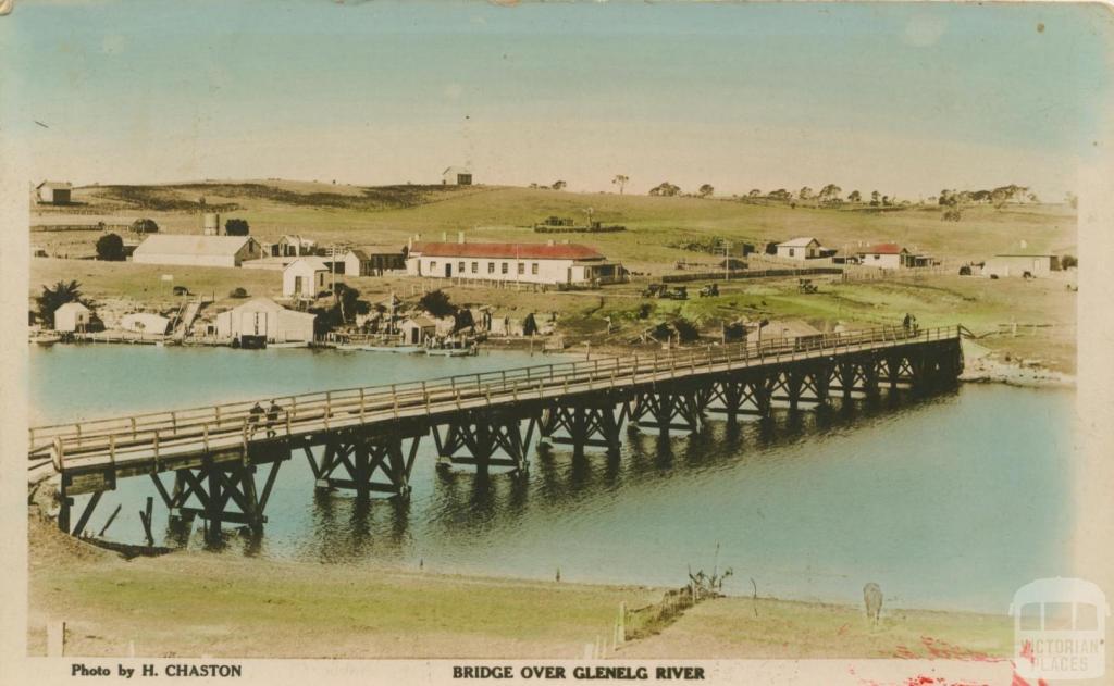 Bridge over Glenelg River, Nelson