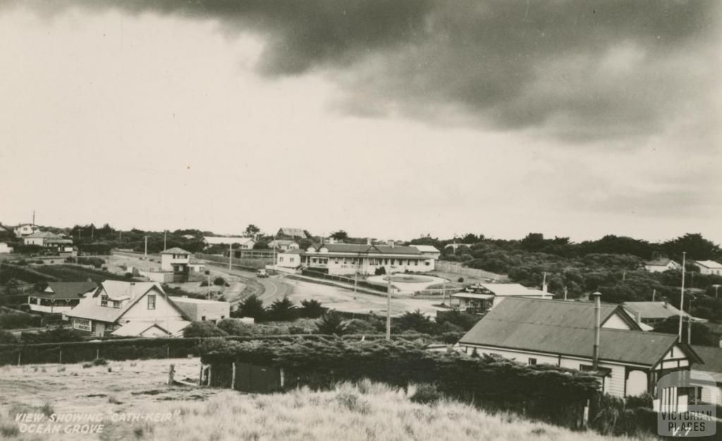 View showing Cath-Keir, Ocean Grove
