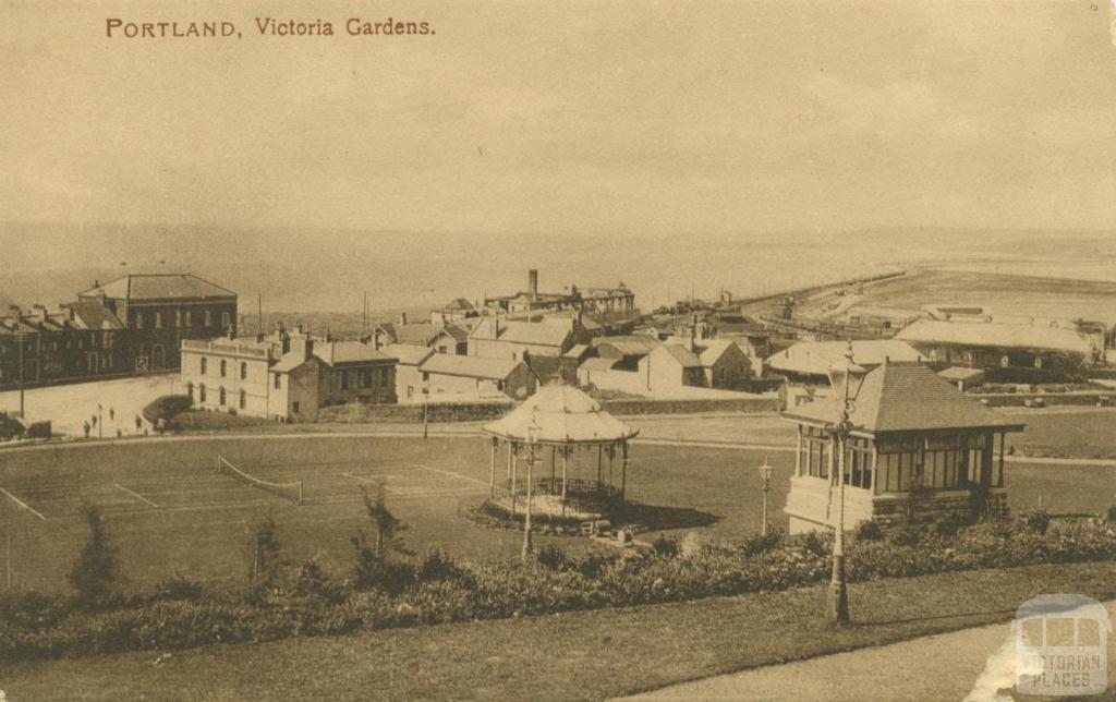 Victoria Gardens Portland Victorian Places