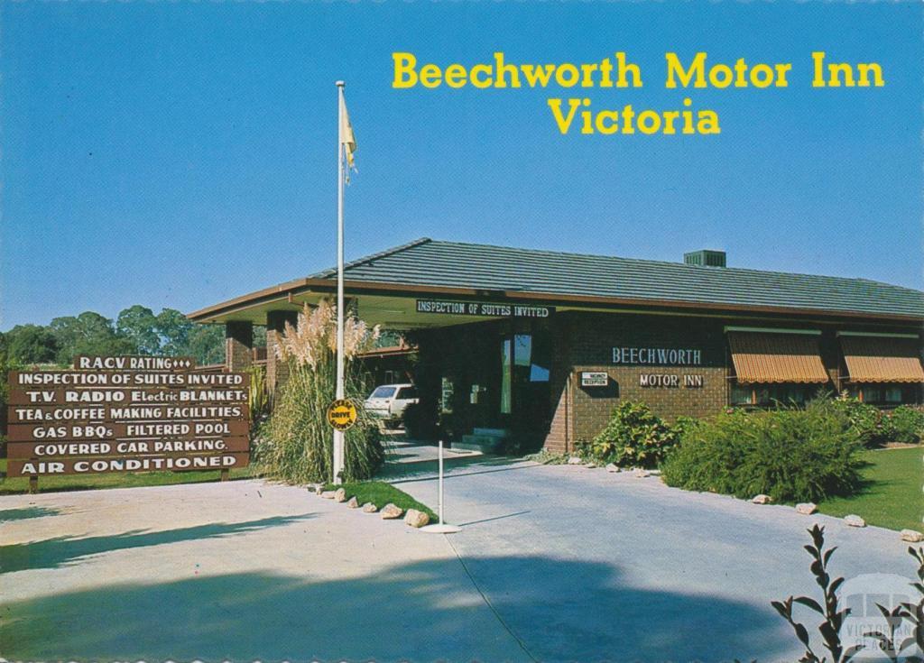 Beechworth Motor Inn