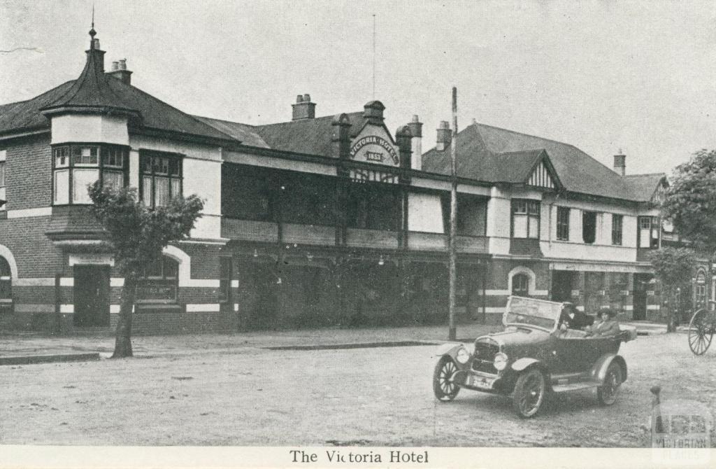 The Victoria Hotel, Colac
