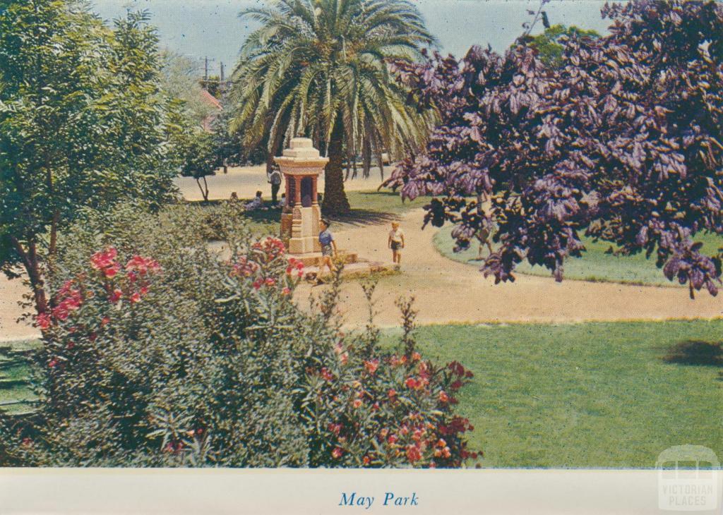 May Park, Horsham, 1965