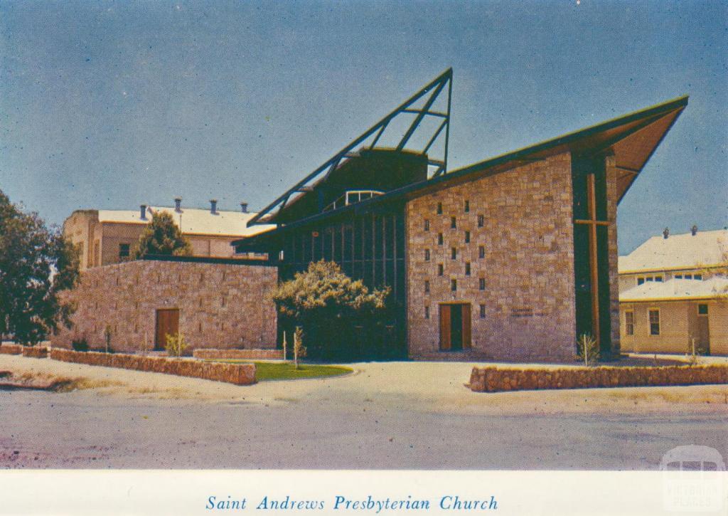 Saint Andrews Presbyterian Church, Horsham, 1965