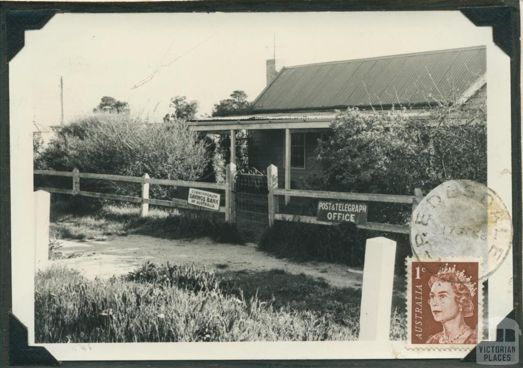 Post Office Redesdale, 1968
