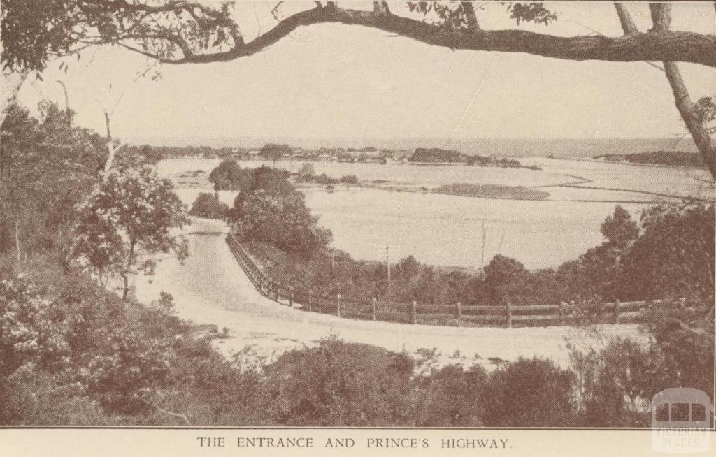 The Entrance and Princes Highway