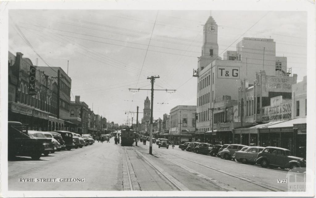 Ryrie Street, Geelong