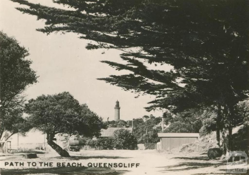 Path to the Beach, Queenscliff