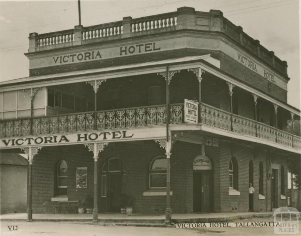 Victoria Hotel, Tallangatta