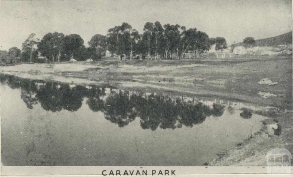 Caravan Park, Tallangatta