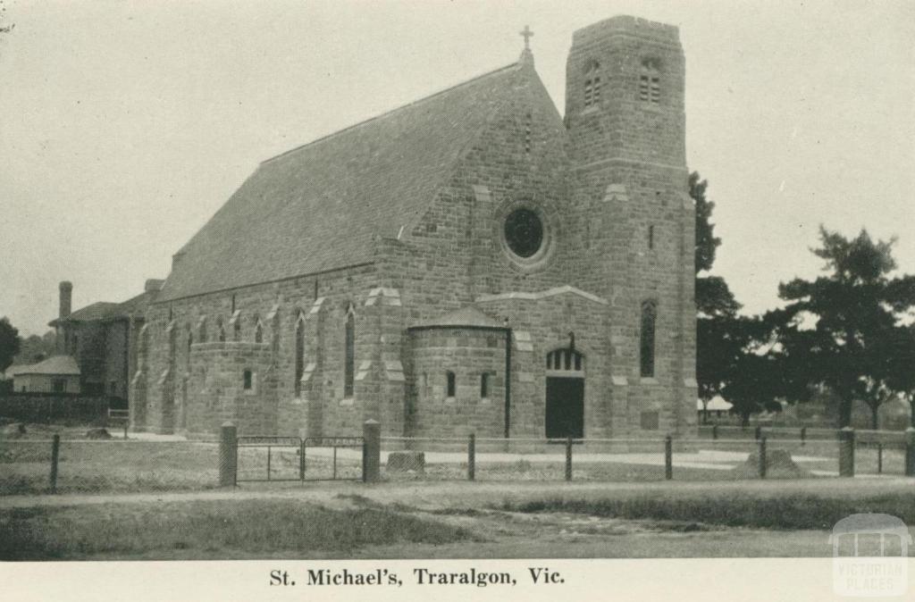 St Michael's, Traralgon