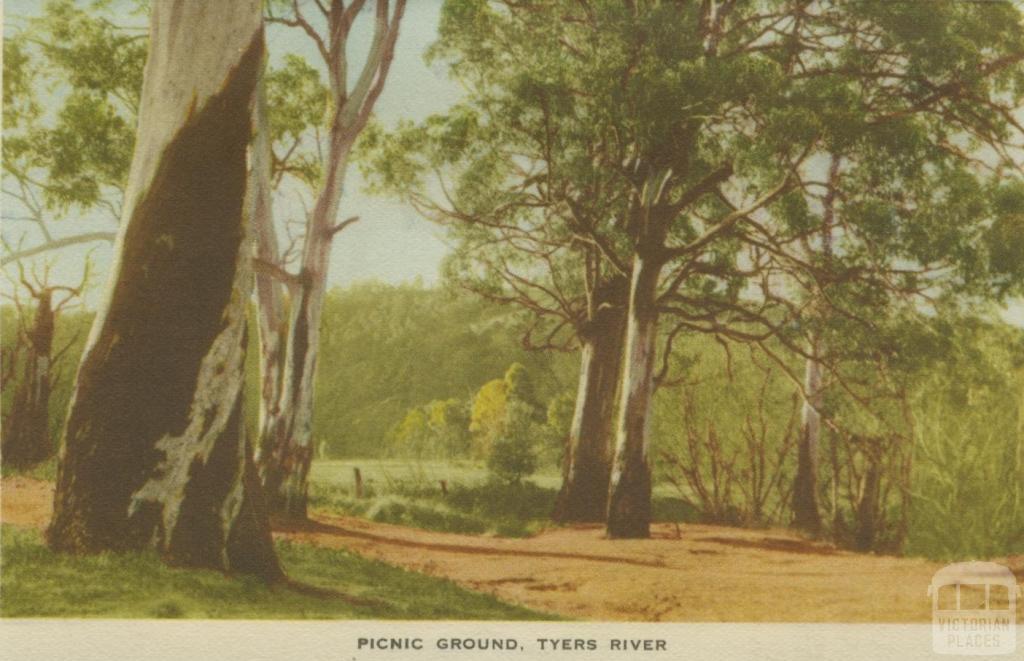 Picnic Ground, Tyers River