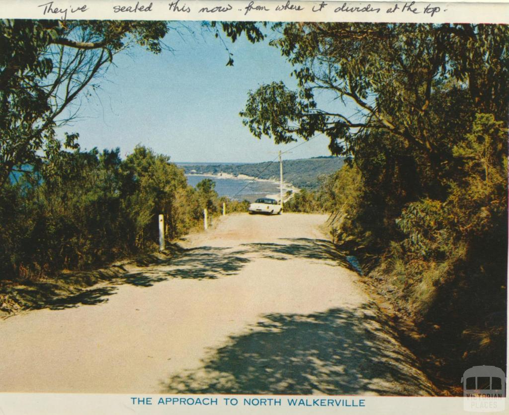The Approach to North Walkerville, 1978