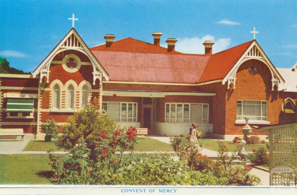 Convent of Mercy, Wodonga, 1965