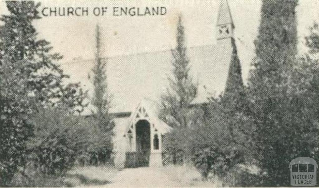 Church of England, Yackandandah