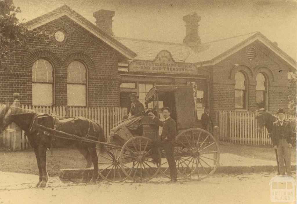 Post Office, High Street, Yackandandah