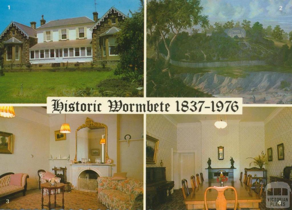 Historic Wormbete, Winchelsea, 1976