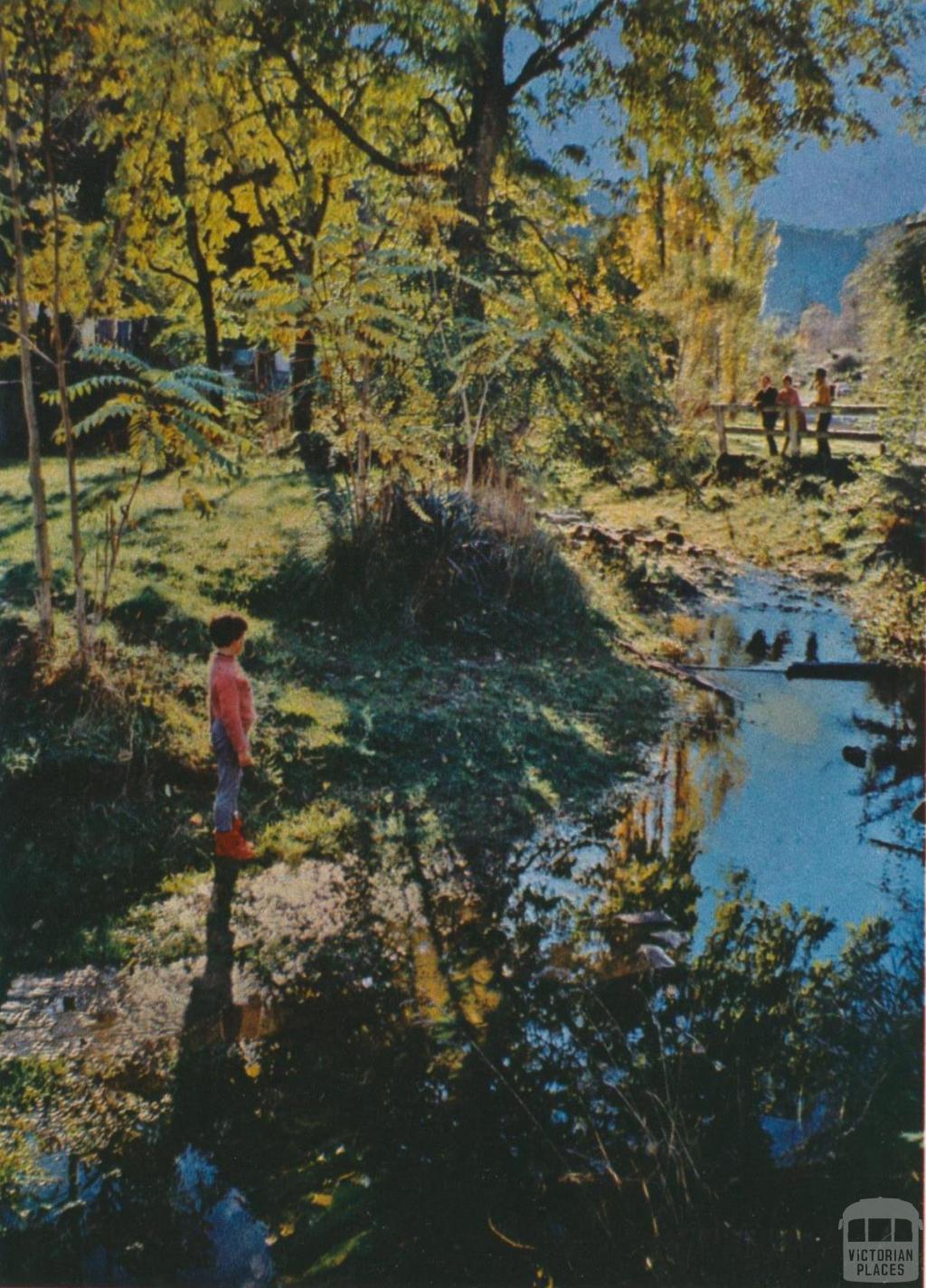 Stringer's Creek, Walhalla